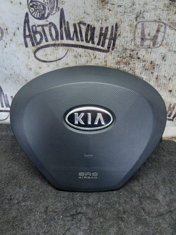 Подушка в руль Kia Ceed ХЭТЧБЕК G4FC 2008 (б/у)