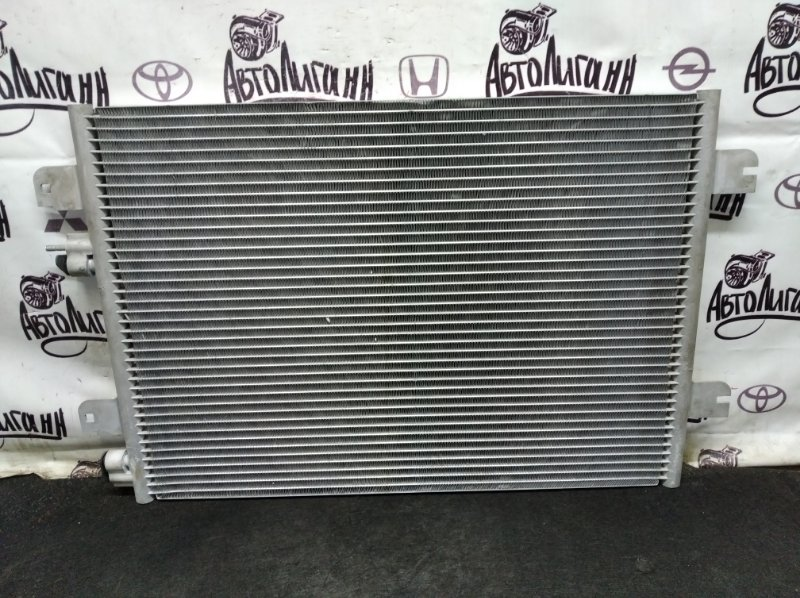 Радиатор кондиционера Renault Logan 2008 (б/у)