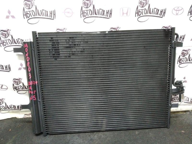 Радиатор кондиционера Ford Mondeo 3 2007 (б/у)