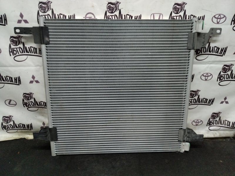 Радиатор кондиционера Mercedes Benz M-Class W-163 (б/у)