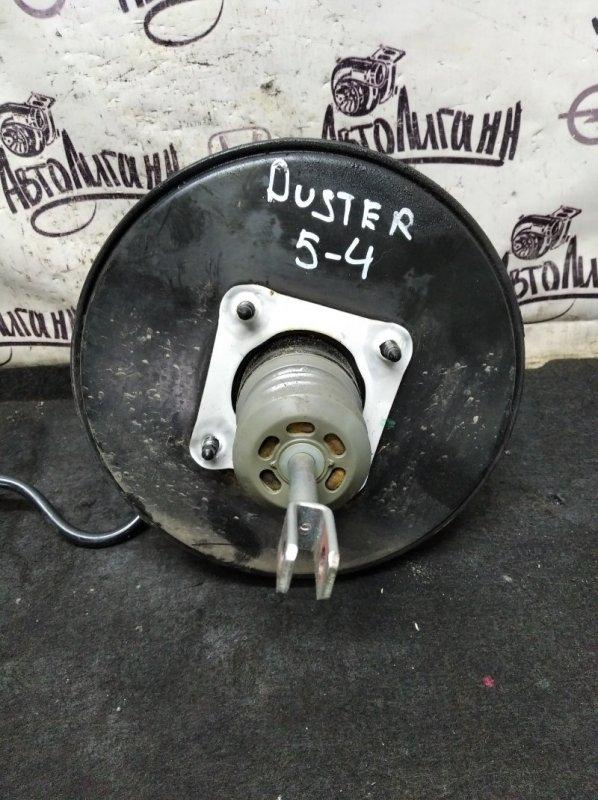 Вакуумный усилитель тормозов (вут) Renault Duster F4RA400 2012 (б/у)