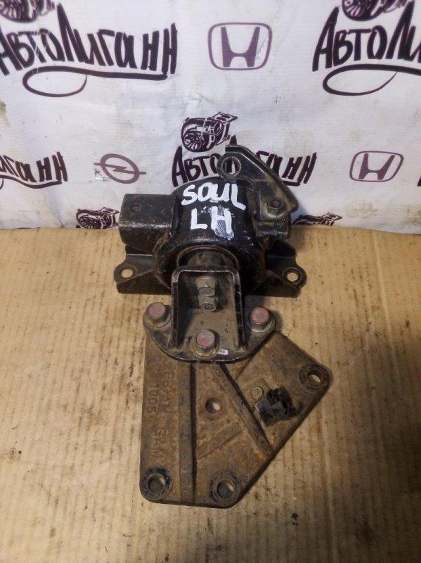 Подушка двигателя Kia Soul 1.6 2010 левая (б/у)