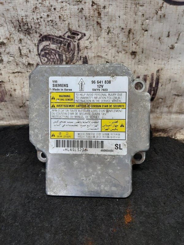 Блок srs Chevrolet Epica X20D1 2007 (б/у)
