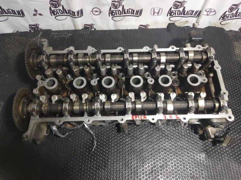 Головка блока цилиндров Chevrolet Epica X20D1 2007 (б/у)