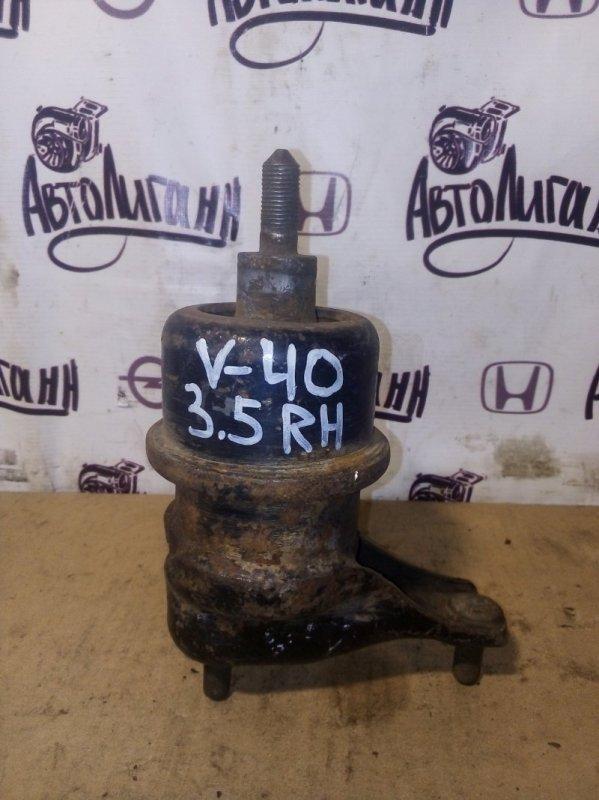 Подушка двигателя Toyota Camry V-40 3.5 2010 правая (б/у)