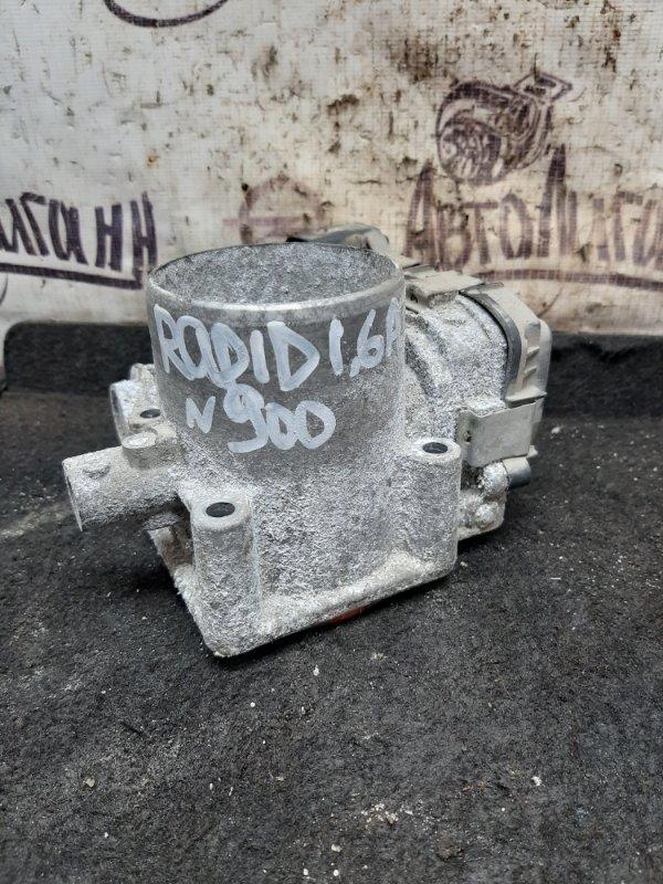 Дросельная заслонка Skoda Rapid CFN 2014 (б/у)