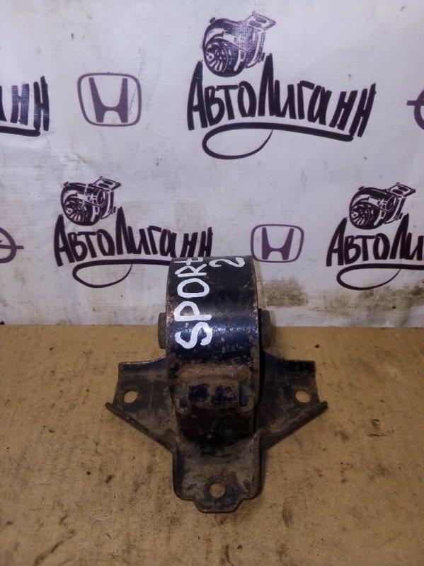 Подушка двигателя Kia Sportage 2.0 2008 передняя (б/у)