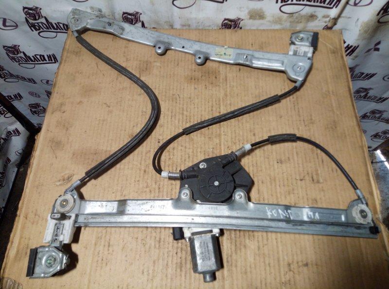 Стеклоподъемник Mitsubishi Colt передний левый (б/у)