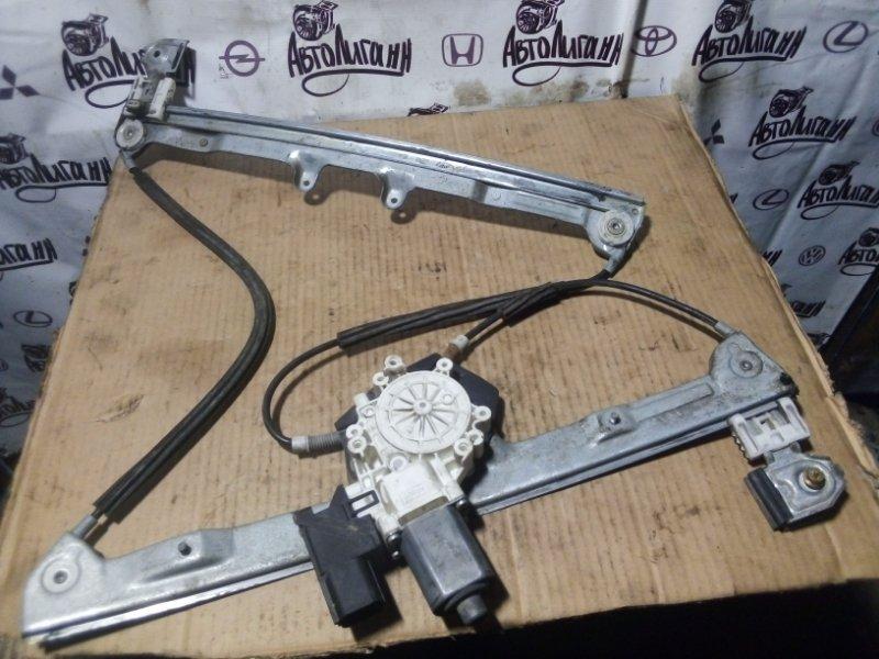 Стеклоподъемник Mitsubishi Colt передний правый (б/у)
