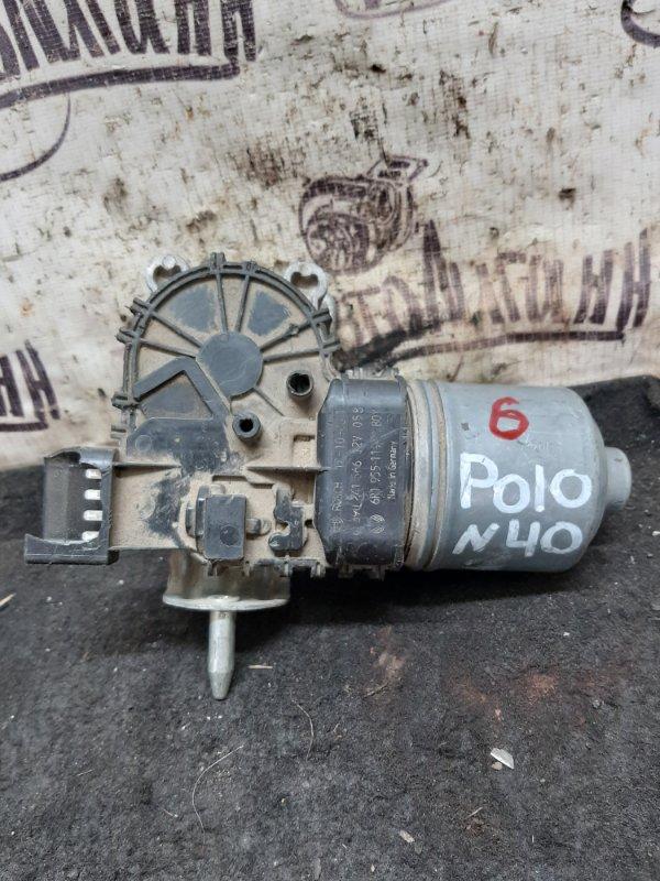 Мотор дворников Volkswagen Polo (б/у)