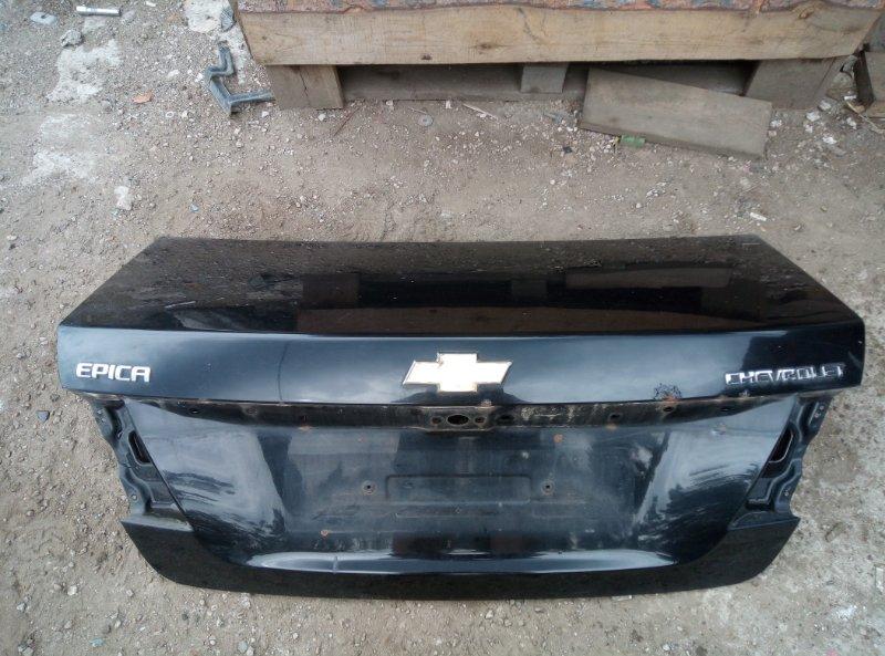 Крышка багажника Chevrolet Epica X20D1 2007 (б/у)