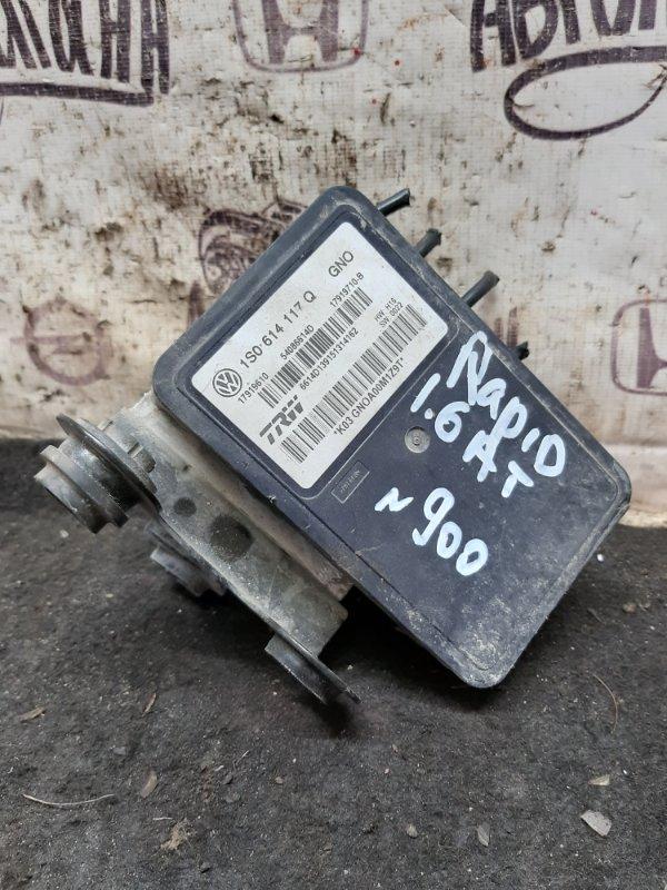 Блок abs Skoda Rapid CFN 2014 (б/у)