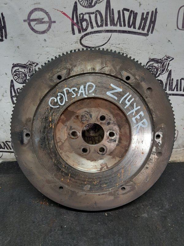 Маховик Opel Corsa D 1.4 (б/у)