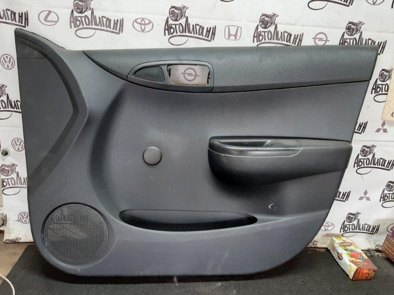 Обшивка двери Hyundai I20 G4FA 2009 (б/у)