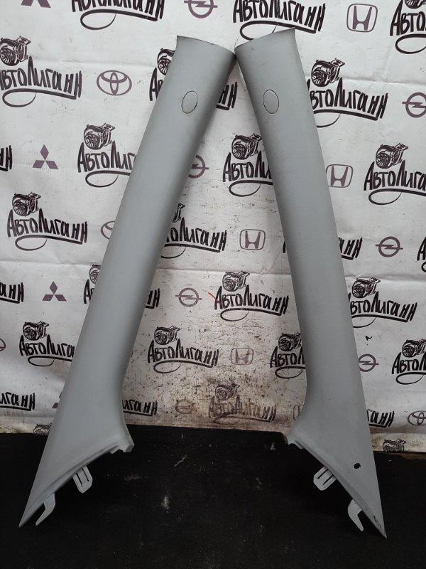 Обшивка стойки лобового стекла Hyundai I20 G4FA 2009 (б/у)