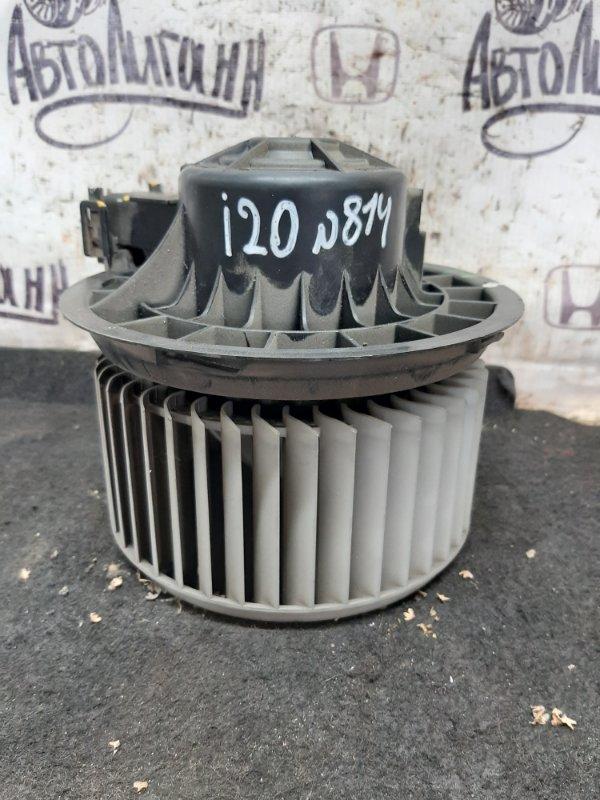 Моторчик печки Hyundai I20 G4FA 2009 (б/у)