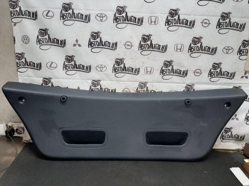 Обшивка крышки багажника Hyundai I20 G4FA 2009 (б/у)