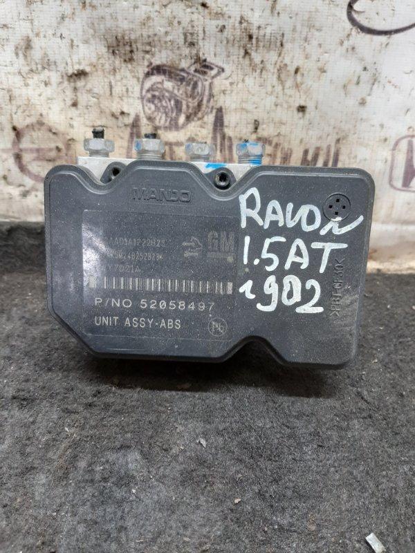 Блок abs Ravon R4 B15D2 2017 (б/у)