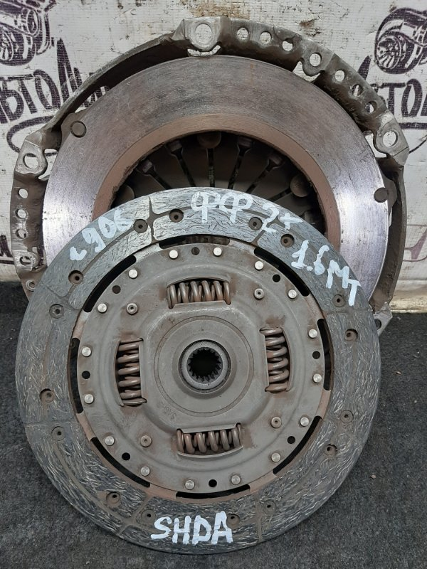 Сцепление (комплект) Ford Focus 2 Plus УНИВЕРСАЛ SHDA 2009 (б/у)