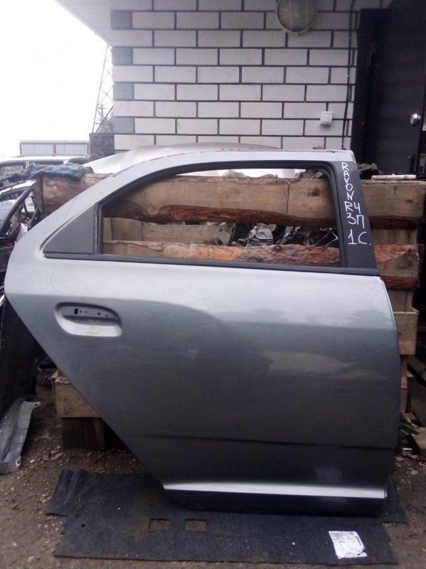 Дверь Ravon R4 B15D2 2017 задняя правая (б/у)