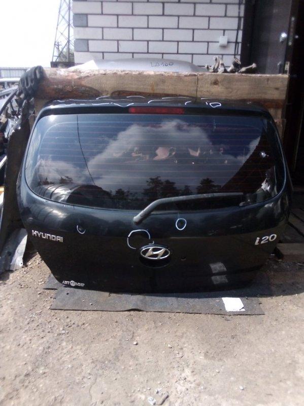 Крышка багажника Hyundai I20 G4FA 2009 (б/у)