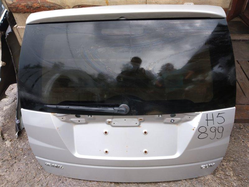 Крышка багажника Great Wall Hover H5 GW4D20 2013 (б/у)