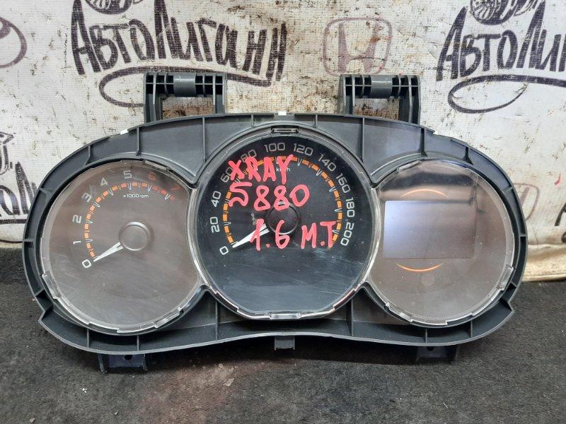 Щиток приборов Lada Xray 2019 (б/у)