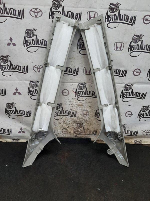 Обшивка стойки лобового стекла Lada Xray 2019 (б/у)