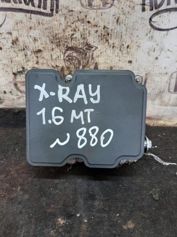 Блок abs Lada Xray 2019 (б/у)