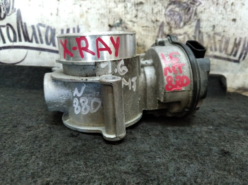 Дросельная заслонка Lada Xray 2019 (б/у)