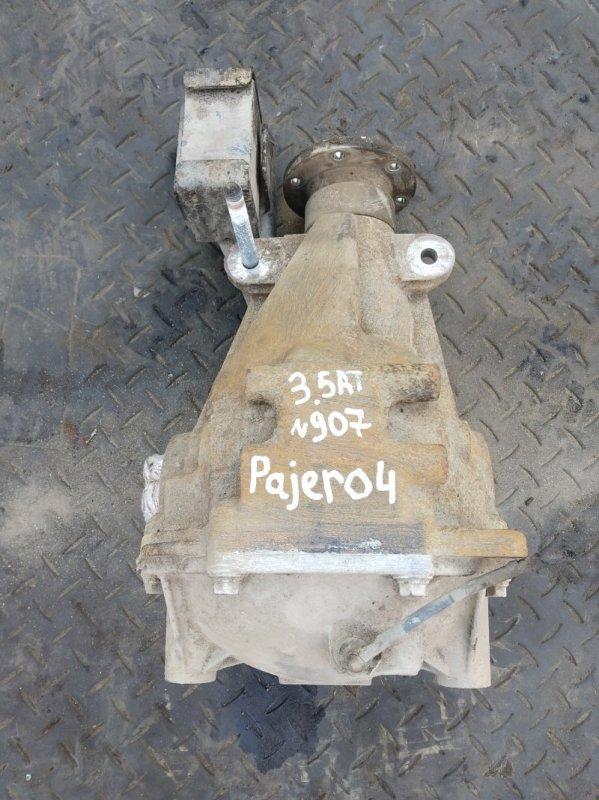 Редуктор Mitsubishi Pajero 4 6G74 2012 задний (б/у)