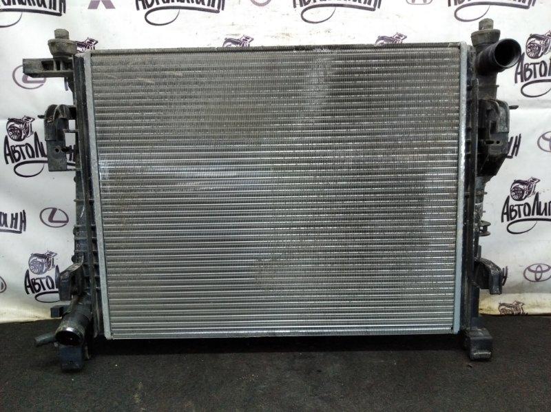 Радиатор охлаждения Lada Xray 2019 (б/у)