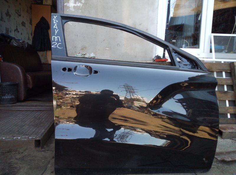 Дверь Lada Xray 2019 передняя правая (б/у)