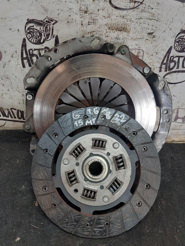 Сцепление (комплект) Nissan Almera G15 K4MA490 2015 (б/у)