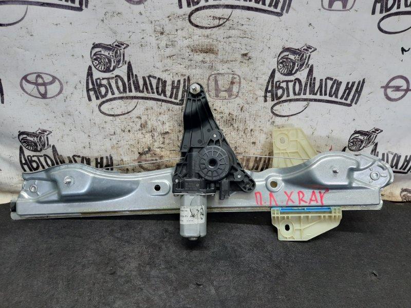 Стеклоподъемник Lada Xray 2019 передний левый (б/у)
