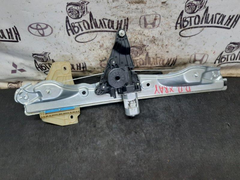 Стеклоподъемник Lada Xray 2019 передний правый (б/у)