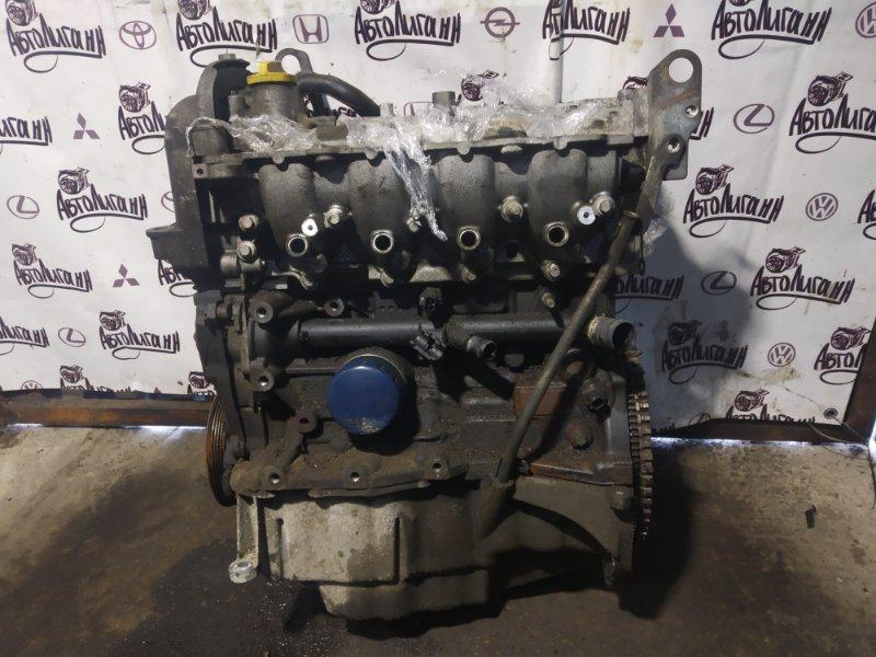Двигатель Nissan Almera G15 K4MA490 2015 (б/у)