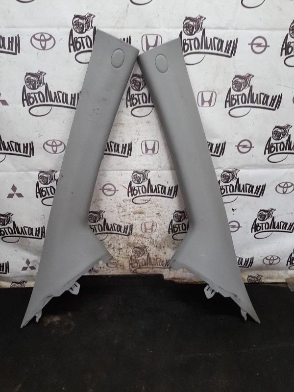 Обшивка стойки лобового стекла Ssang Yong Actyon New D20DTF 2011 (б/у)