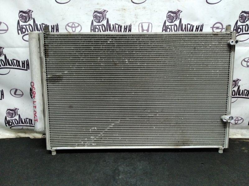 Радиатор кондиционера Toyota Corolla 150 4ZZFE 2008 (б/у)