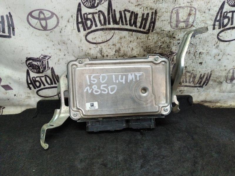 Блок управления двигателем Toyota Corolla 150 4ZZFE 2008 (б/у)