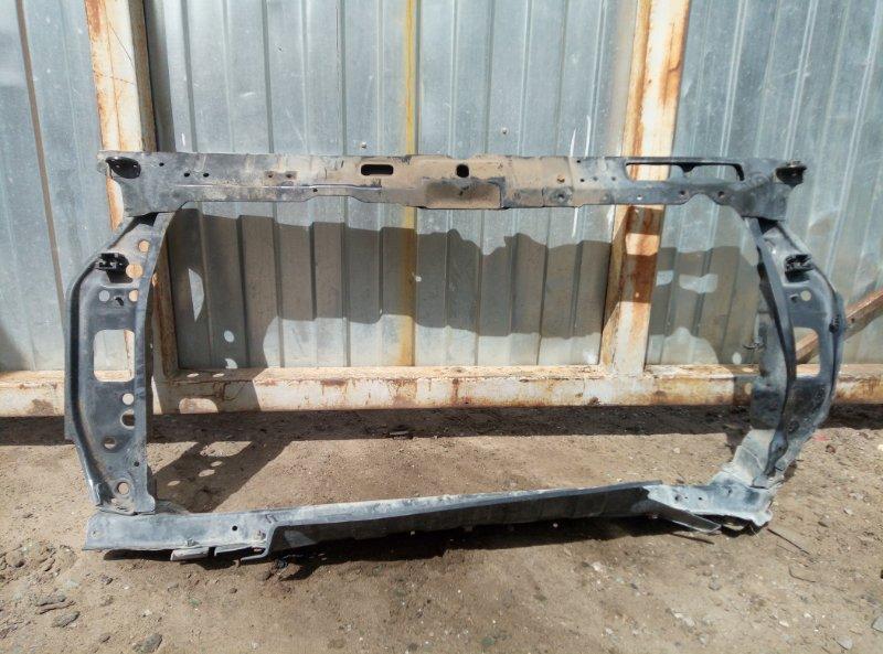 Телевизор (суппорт радиаторов) Hyundai Solaris СЕДАН G4FC 2012 (б/у)
