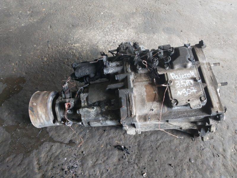 Раздатка Mitsubishi Pajero 4 6G74 2012 (б/у)
