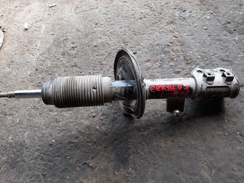 Амортизатор Kia Cerato 1 передний левый (б/у)