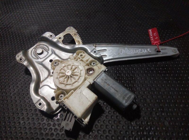 Стеклоподъемник Toyota Avensis задний правый (б/у)