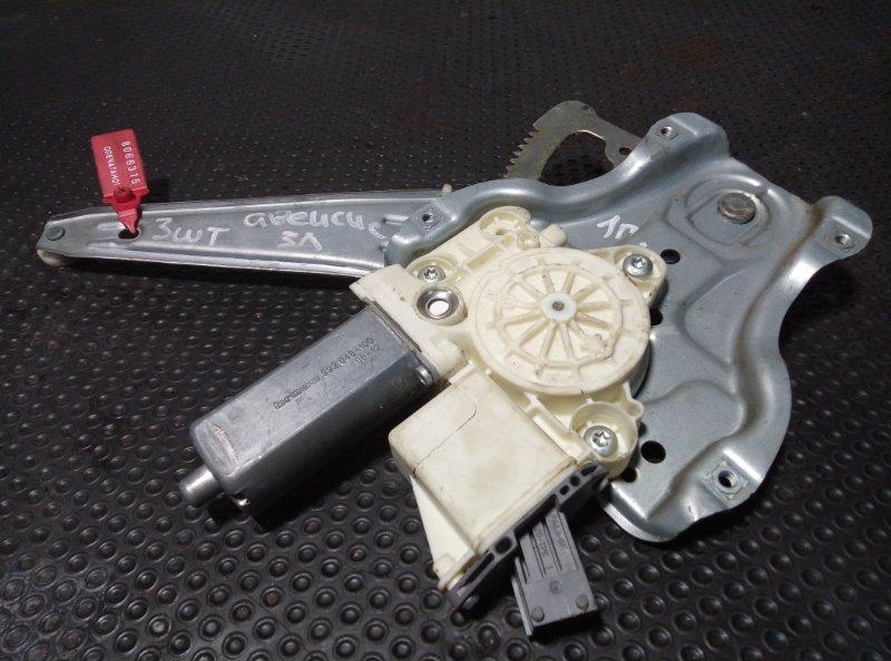 Стеклоподъемник Toyota Avensis задний левый (б/у)