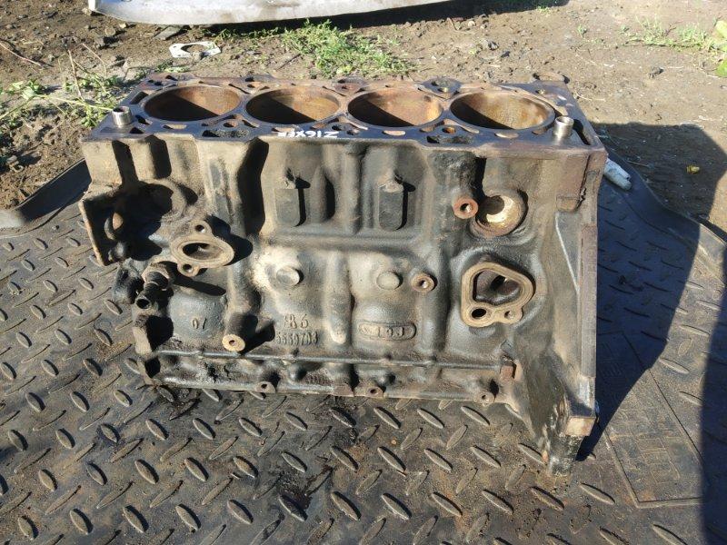 Блок цилиндров Opel Astra H 1.6 (б/у)