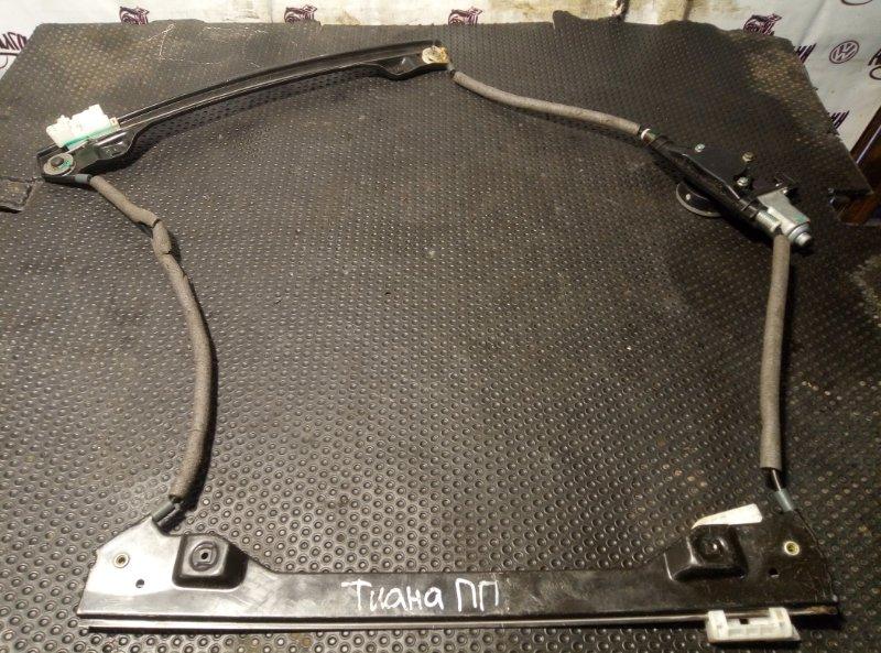 Стеклоподъемник Nissan Teana 2011 передний правый (б/у)