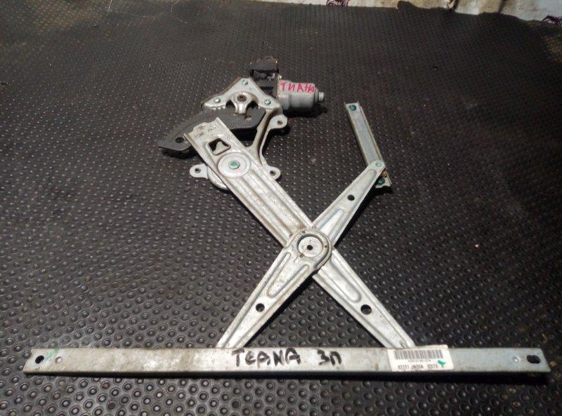 Стеклоподъемник Nissan Teana задний левый (б/у)