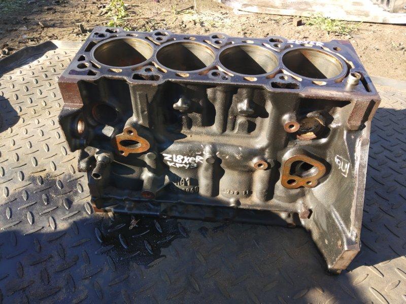 Блок цилиндров Chevrolet Cruze 1.8 (б/у)
