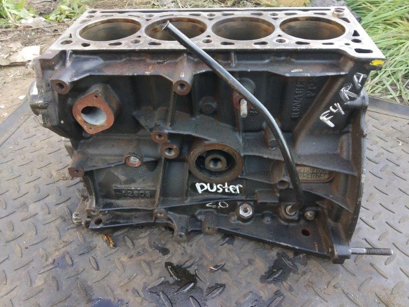Блок цилиндров Renault Duster 2.0 (б/у)
